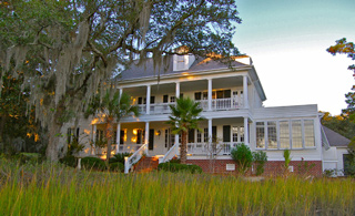 Charelston South Carolina Waterfront Homes